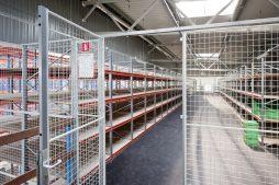 wnętrze hali 3 - hala produkcyjno-magazynowa, dla Mardom, Lipniki Stare, woj. mazowieckie
