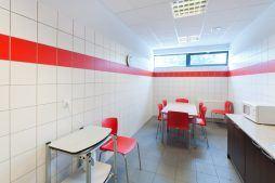 pomieszczenie socjalne 1 - hala produkcyjno-magazynowa z częścią biurową, dla 2x3, Krzęcin, woj. zachodniopomorskie