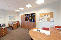 pomieszczenie biurowe - hala produkcyjno-magazynowa z częścią biurową, dla 2x3, Krzęcin, woj. zachodniopomorskie