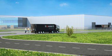 Budowa dla firmy Blyweert Aluminium sp.zo.o.