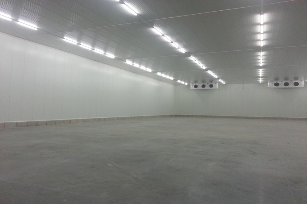 wnętrze obiektu 1 - hala produkcyjna z budynkiem biurowym, dla Futrex, Żdżary, woj. zachodniopomorskie