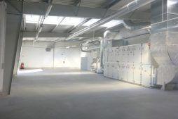 wnętrze obiektu 5 - hala produkcyjno-magazynowa, dla Drewco, Chojna, woj. zachodniopomorskie