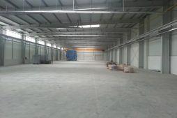 wnętrze obiektu 3 - hala produkcyjna z częścią biurową, dla Leann Stańczyk, Słupsk, woj. pomorskie