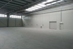 wnętrze obiektu 4 - hala produkcyjna z częścią biurową, dla Leann Stańczyk, Słupsk, woj. pomorskie