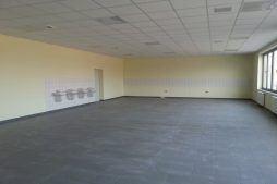 wnętrze budynku 3 - hala produkcyjna z częścią biurową, dla Leann Stańczyk, Słupsk, woj. pomorskie