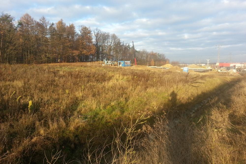 działka przeznaczona pod budowe - firma Van Den Block, Lublew Gdański, woj. pomorskie