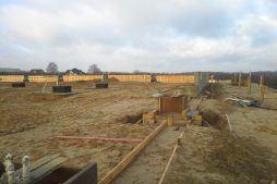 fundamenty 1 - sortownia i przechowalnia owoców z częścią biurową, dla Gaik, Witalówka