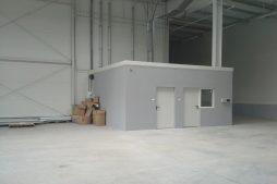 pomieszczenie techniczne wewnątrz obiektu - sortownia owoców, dla Gaik, Witalówka