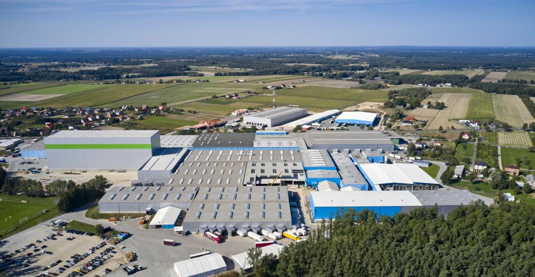 Szósta rozbudowa zakładu produkcyjnego Sun Garden Polska