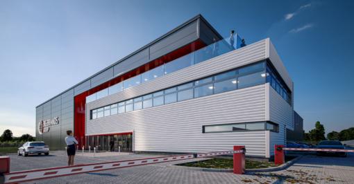Budowa pod klucz hali dla Big Brands Group