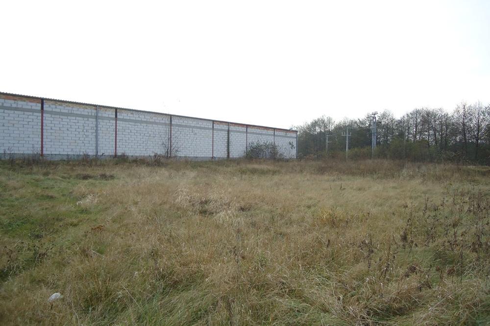działka przeznaczona pod budowę - hala magazynowa, Firma Telmex, Pisz