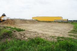 działka pod budowę-hala produkcyjno-magazynowa z budynkiem socjalno-biurowym, Firma Gorbi, Lublin, woj. lubelskie
