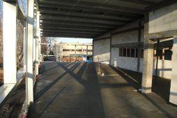 kondygnacja w trakcie budowy - hala produkcyjna z częścią socjalno-biurową, dla Danmar, Łódź, woj. łódzkie