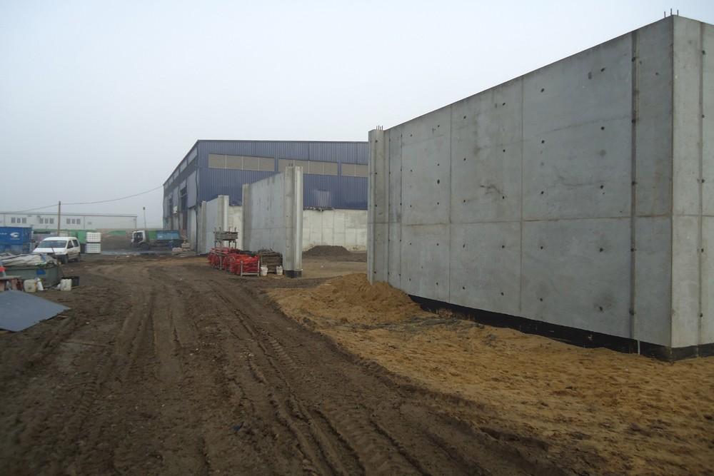 budowa obiektu - hala magazynowa, dla Van Gansewinkel, Kraków, woj. małopolskie