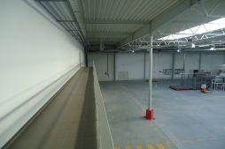 wnętrze 2 - hala produkcyjna z budynkiem biurowym, dla Uniservice, Skarbimierz, woj. Opolskie