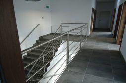 klatka schodowa - sortownia i przechowalnia owoców z częścią biurową, dla Gaik, Witalówka