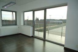 okna - sortownia i przechowalnia owoców z częścią biurową, dla Gaik, Witalówka