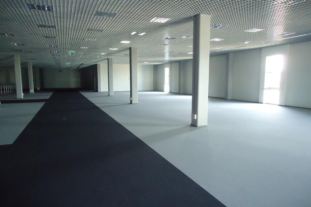 pomieszczenie handlowe 16 - hala handlowa, dla Koopman International, Komorniki, woj. wielkopolskie