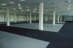 pomieszczenie handlowe 17 - hala handlowa, dla Koopman International, Komorniki, woj. wielkopolskie