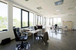 pomieszczenie biurowe 1 - hala produkcyjna z budynkiem biurowym, dla Blyweert Aluminium, Czosnów, woj. mazowieckie