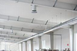 konstrukcja blachownicowa 1 - hala produkcyjna z budynkiem biurowym, dla Eurocolor, Pyskowice, woj. śląskie
