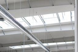 konstrukcja blachownicowa 2 - hala produkcyjna z budynkiem biurowym, dla Eurocolor, Pyskowice, woj. śląskie