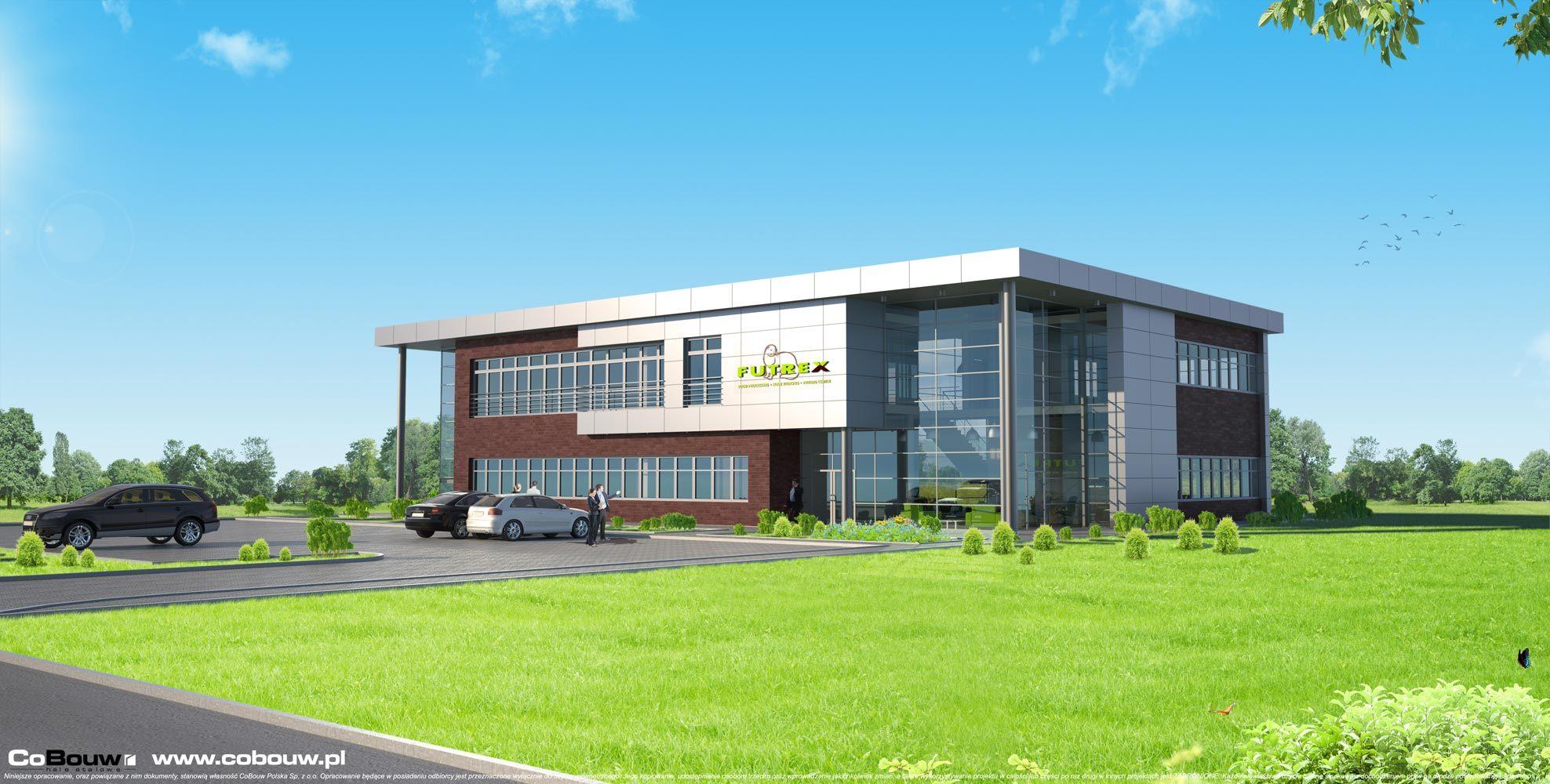Kolejna budowa dla Futrex Sp.zo.o.
