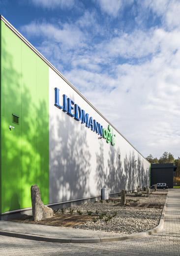 Hala firmy Liedmann