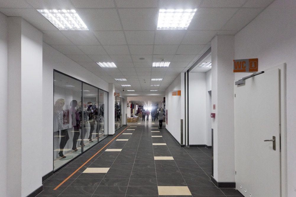 pasaż handlowy 2 - hala handlowa, dla EACC Investments, Wólka Kosowska, woj. mazowieckie