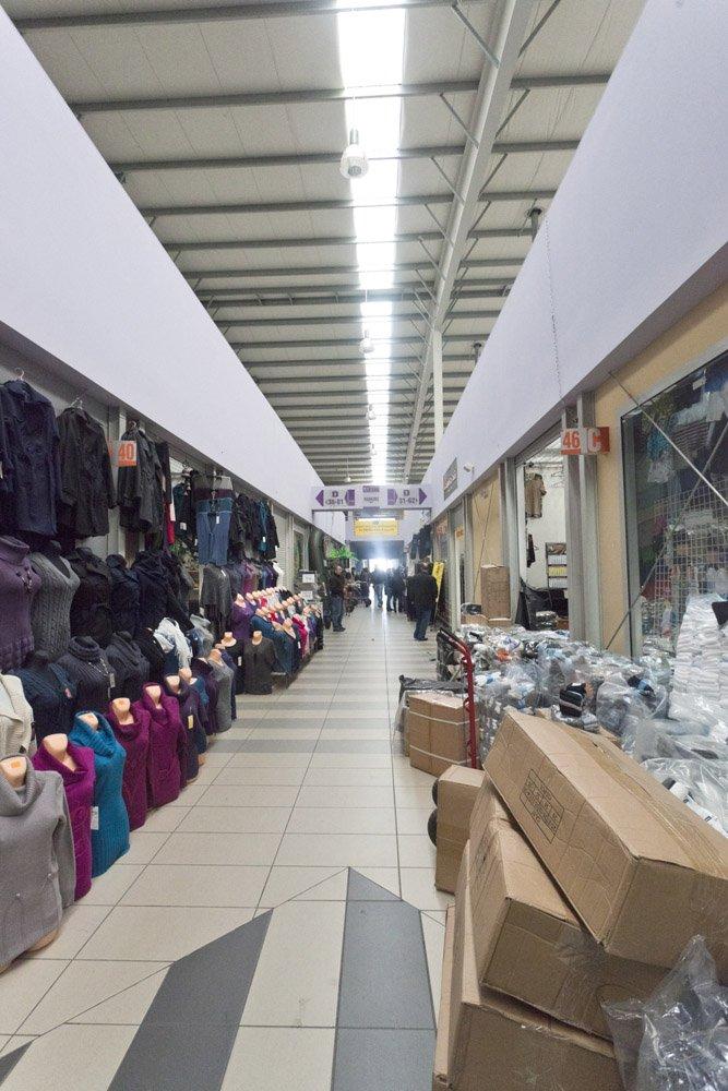 pasaż handlowy 1 - hala handlowa, dla EACC Investments, Wólka Kosowska, woj. mazowieckie