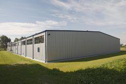 hala stalowa - rozbudowa hali produkcyjnej, dla OML Morando, Czerwionka-Leszczyny