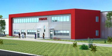 Budowa dla firmy Irmak sp.zo.o.