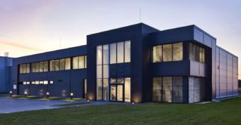 inwestycja zrealizowana dla Kentaur Production - zakład produkcji odzieży roboczej, Łobez, woj. zachodniopomorskie, generalne wykonawstwo CoBouw Polska