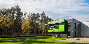Inwestycja Liedmann – obiekt przemysłowy dla branży nawozowej
