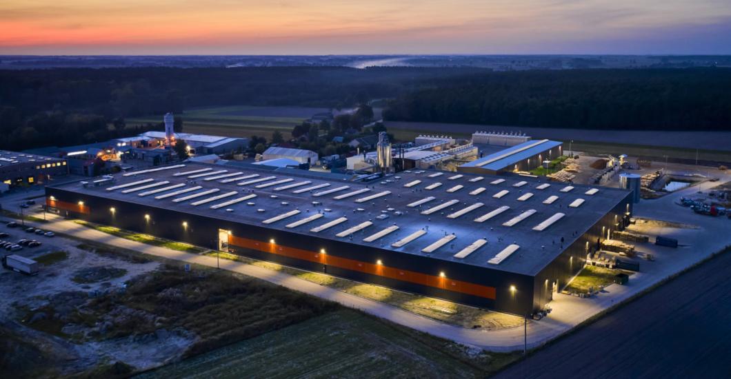 MARDOM – 3 hala o powierzchni 20.000 m2