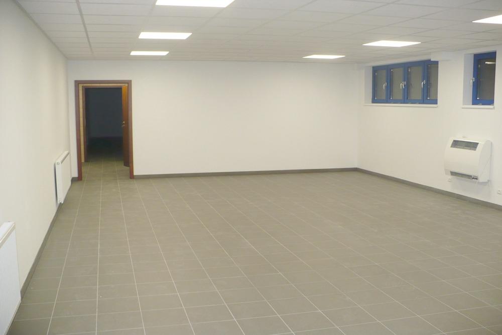 pomieszczenie socjalne 1 - hala produkcyjna z budynkiem biurowym, dla Meblomaster, Węgrów, woj. mazowieckie