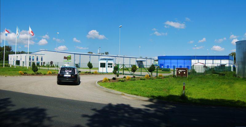 Trzecia budowa mroźni dla Norpol Sp.zo.o.