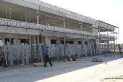 budowa budynku biurowego - hala produkcyjno-magazynowa z budynkiem biurowym, dla Promens, Międzyrzecz