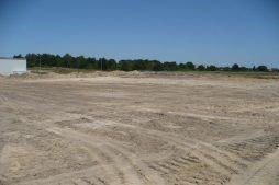 teren przeznaczony pod inwestycję - hala produkcyjna z budynkiem biurowym, dla NWM, Gubin