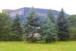 widok ogólny 2 - hala przemysłowa, dla Van Gansewinkel, Ruda Śląska, woj. śląskie