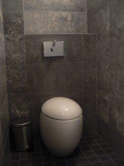 toaleta - hala produkcyjna z częścią biurową, dla Oras, Olesno, woj. opolskie