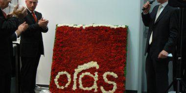 Otwarcie zakładu produkcyjnego Oras Olesno