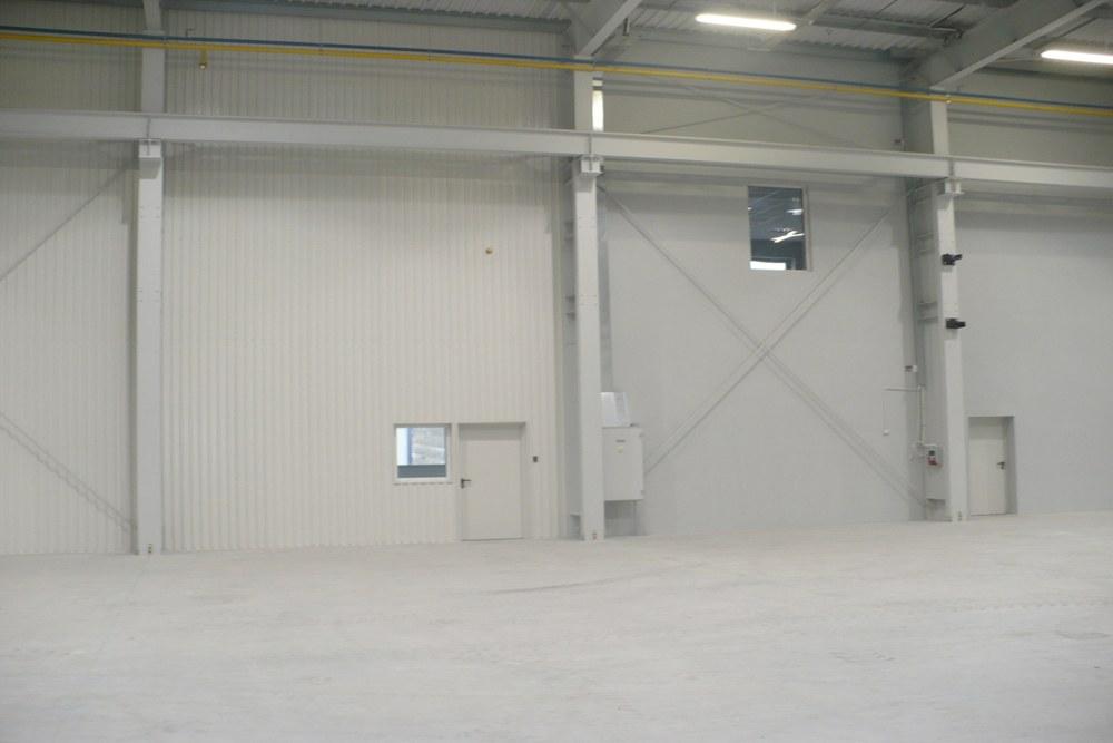 wnętrze obiektu 3 - hala produkcyjna z częścią biurową, dla Pritip, Puławy, woj. lubelskie