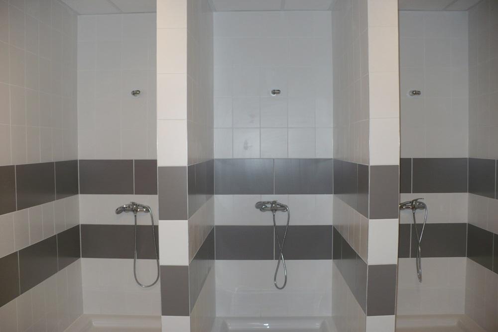 pomieszczenie sanitarne 2 - hala produkcyjna z częścią biurową, dla Pritip, Puławy, woj. lubelskie