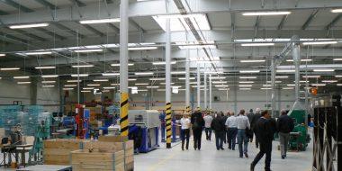 Oficjalne otwarcie zakładu produkcyjnego firmy HG Poland