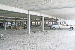 prace budowlane 2 - hala handlowa, dla EACC Investments, Wólka Kosowska, woj. mazowieckie