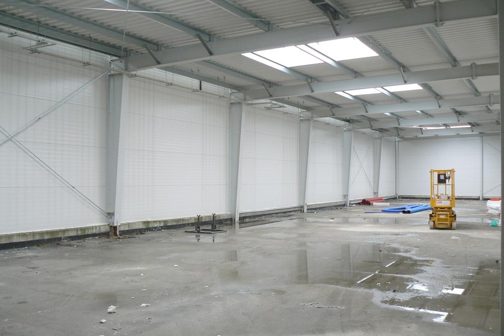 pomieszczenie wewnętrzne 2 - hala produkcyjno-magazynowa z budynkiem biurowym, dla Viva Plus, Bytom, woj. śląskie