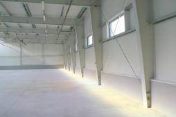 wnętrze obiektu 1 - hala magazynowa, dla Arma Bauteile, Lubliniec, woj. śląskie