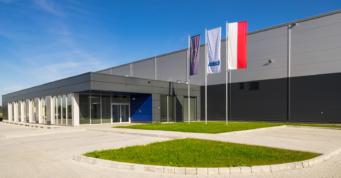 obiekt magazynowo-usługowy Bardusch - hala stalowa, zrealizowana przez CoBouw Polska, w Bochni, woj. małopolskie