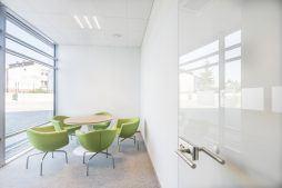 pomieszczenie biurowe 1 - hala magazynowa z budynkiem biurowym, dla Sun Garden Poland, Malanów